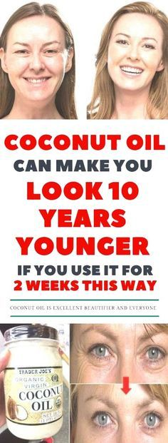 This Is How To Use Coconut Oil And Baking Soda To Look 10 Years Younger – 18aims