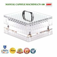Capsule filler,capsule filling machine,encapsualtion machine CN-100 size 00