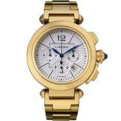 My all time fav. Cartier Men, Cartier Pasha, Dream Watches, Cool Watches, Men's Watches, Body Adornment, Luxury Watches For Men, Watch Sale, Gold Watch