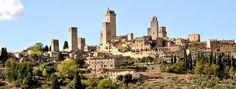 Viaggiare: Fonte Medievale a San Gimignano.