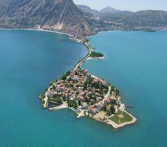 İsparta-Türkiye Eğirdir Gölü