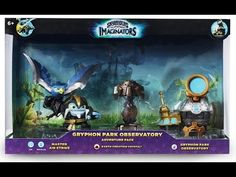 Skylanders Imaginators Wave 1 Release Details Information