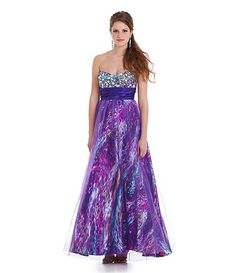 391c4503c88 Available at Dillards.com  Dillards This is one of my Prom dresses Dillards