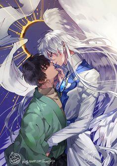 Tags: Anime, Pixiv Id 2315806, Cardcaptor Sakura, Yue (Cardcaptor Sakura), Kinomoto Touya