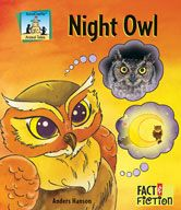 Night Owl #homeschool #examville #earlyed #teachingrescources #kindergarden #firstgrade #1stgrade #earlylearning #2ndgrade #secondgrade