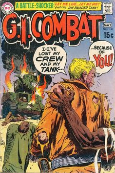 G.I. Combat by  Joe Kubert