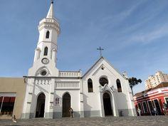 Igreja da Ordem Terceira de São Francisco das Chagas (Centro) - Curitiba