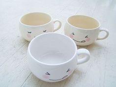 cute mugs and bowls <3