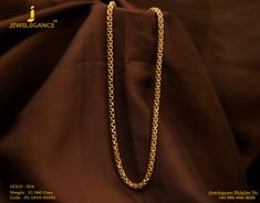 Gold 916 Premium Design Get in touch with us on Mens Gold Jewelry, Gold Chain Design, Gold Flowers, Indian Dresses, Gold Chains, Jewelery, Gold Necklace, Touch, Indian Gowns