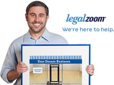 Start your own business and take control of your life right now.  Over 1 million businesses have trusted LegalZoom to get started. Get a personalized legal solution that's just right for you.