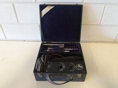 Zeldzaam vintage Medical Instrument - Felmor/Felma - violet Ray Machine - jaren 20