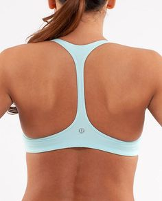 My lululemon wardrobe is actually a lot bigger than I thought. Still, cute & functional bras are like shoes - always needed!