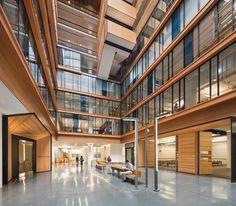 Bay Area Metro Center / PerkinsWill | Netfloor USA