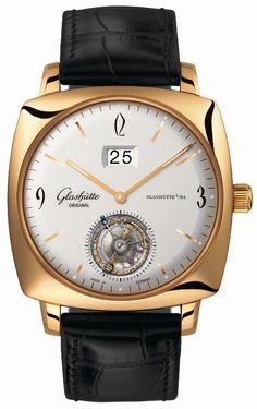 Discover a large selection of Glashütte Original Sixties watches on - the worldwide marketplace for luxury watches. Compare all Glashütte Original Sixties watches ✓ Buy safely & securely ✓ Fine Watches, Sport Watches, Cool Watches, Rolex Watches, Cartier Watches, Patek Philippe, Glashutte Original, Tourbillon Watch, Breitling