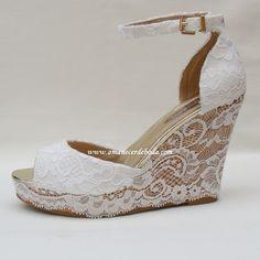 Boho Wedding Shoes, Converse Wedding Shoes, Wedge Wedding Shoes, Bride Shoes, Bridal Shoes Wedges, Wedding Wedges, Bridal Flats, Shoe Refashion, Decorated Shoes