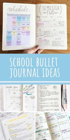 Creative School Bullet Journal Layouts {to help you stay on top of your study game!} Loving these study bullet journal ideas for school!Loving these study bullet journal ideas for school! Bullet Journal Uni, Bullet Journal Tracker, Bullet Journal Spread, Bullet Journal For College Students, Bullet Journals, Bullet Journal Printables, Bullet Journal Ideas Templates, Bullet Journal Layout Templates, Organization Bullet Journal