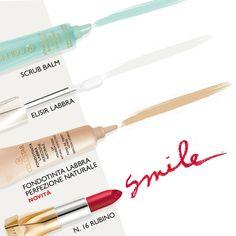 Prendiamoci cura delle nostre #labbra per averle #morbide, #idratate, dal colore uniforme e luminoso. Come? con i prodotti #Collistar selezionati per voi!