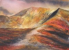 Paintings of the Lake District by Ian Scott Massie - Ian Scott Massie: painter and printmaker