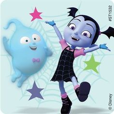 Details about Vampirina Stickers - Disney Junior - Vampirina Party Favours Loot Bag Supplies Picture 4 of 6 Disney Junior, Disney Halloween, 3rd Birthday Parties, 4th Birthday, Disney Princess Toddler, Frozen Coloring Pages, Loot Bags, Baby Scrapbook, Birthday Images