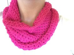 (6) Name: 'Knitting : Eyelet Cowl Knitting Pattern