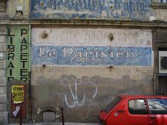 mur reclam, Narbona. foto miquel