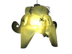 'Muil' made by Heleen van Zantvoort Reuse, Wall Lights, Table Lamp, Lighting Ideas, Lamps, Home Decor, Lightbulbs, Appliques, Table Lamps
