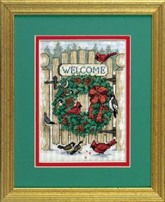 Click link, then look to right for pattern Christmas gate