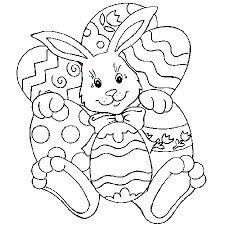 """Résultat de recherche d'images pour """"lapin a imprimer pour colorier"""""""