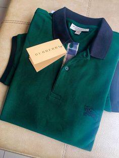 Polos Burberry - Fornecedor do Peru Camisa Burberry, Burberry Men, Camisa Polo, Polo Rugby Shirt, Rugby Shirts, Mexican Outfit, Fashion Capsule, Casual Attire, Mens Fashion