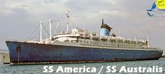 Sail And Under Adventures: SS America / SS Australis Shipwerck