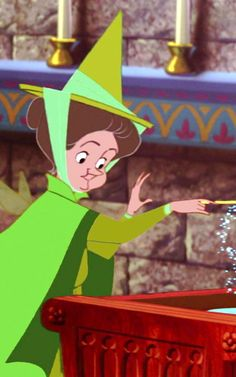 And I will be like their fairy godmother , like mine was!