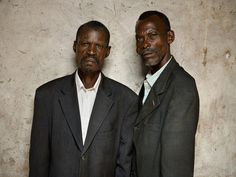 20 years after the genocide in Rwanda, these perpetrators and survivors are standing for forgiveness.