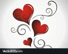 Valentine One Heart Design Nail Art Decorations Health & Beauty Heart Art, Love Heart, Happy Heart, Little Heart Tattoos, Ambiance Sticker, Decoration Stickers, Herz Tattoo, Valentines Day Background, Happy Valentines Day