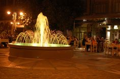 Thessaloniki | Plaza fountain, Thessaloniki, Greece | Natalie | Flickr