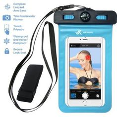 24d534e91e Top 10 Best Waterproof Phone Cases in 2016 - Top Review Products Phone  Cover, Cell