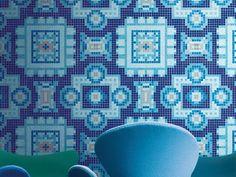 SILK Коллекция Glass Tiles by BISAZZA Mosaico   дизайн Carlo Dal Bianco
