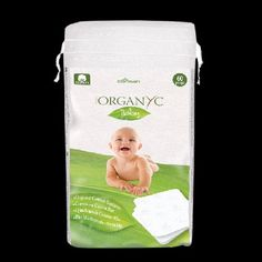 Organyc Baby Organic Cotton Squares 014067 100% organic cotton wool pads With biodegradble, compostable packaging Use with baby oil or water Organyc Baby Cotton Squares are made from 100% organic cotton making them ideally suited for use all o http://www.MightGet.com/march-2017-1/organyc-baby-organic-cotton-squares-014067.asp