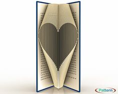 Book folding patterns, Folded book artworks by WolFabricBooks Musician Gifts, Book Folding Patterns, Handmade Wedding, Music Notes, Gift For Lover, Artworks, Etsy Seller, Handmade Gifts, Books