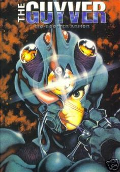 The Guyver - Bio Booster Armor