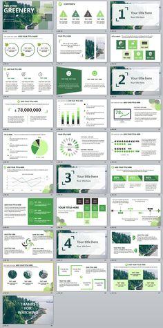 """查看我的 @Behance 项目:""""28+ Green annual report chart PowerPoint templates""""https://www.behance.net/gallery/63972491/28-Green-annual-report-chart-PowerPoint-templates"""