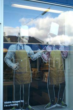 NIBBLE shop in Copenhagen Vesterbro. Design by OeO. Opening... | missdesignsays