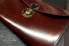 z kůže. Briefcase, Monogram, Wallet, Tiffany, Leather, Handmade, Medical Bag, Hand Made, Briefcases