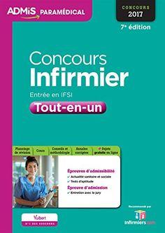 Concours Infirmier - Entrée en IFSI - Tout-en-un - Concou... https://www.amazon.fr/dp/2311202820/ref=cm_sw_r_pi_dp_wRSCxbH7Y3JCZ