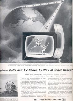1960  Bell Telephone System  ad (#5364)