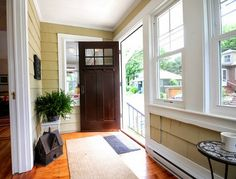 Craftsman Bungalow Porch AFTER 2. Love this website full of Before and Afters