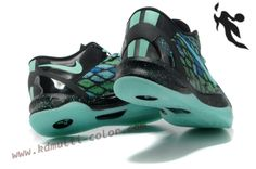 Nike Kobe 8 System iD Men's Basketball Shoe Black Green