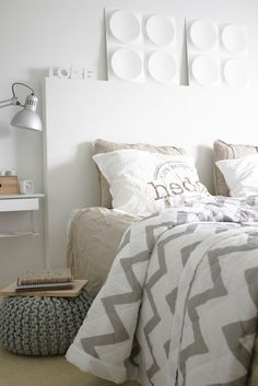 ♥ Simple and cozy.