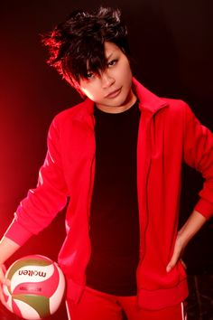 [yun] Haikyu!!: Teturo Kuroo - Cosplayers' Cure