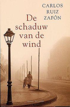 Carlos Luis Zafon, Schaduw van de wind