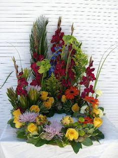 Sympathy Urn (Cremation) Arrangement